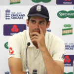 Watch: Cook's emotional presser