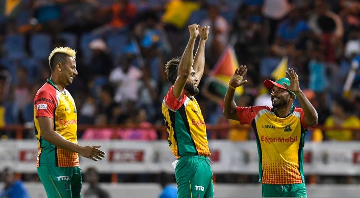 Ronchi blasts Tahir's Guyana top