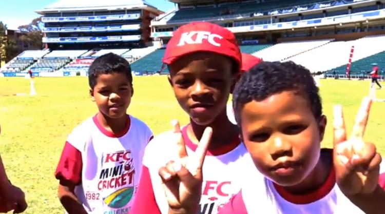KFC Mini Cricket: Gauteng LSEN festival