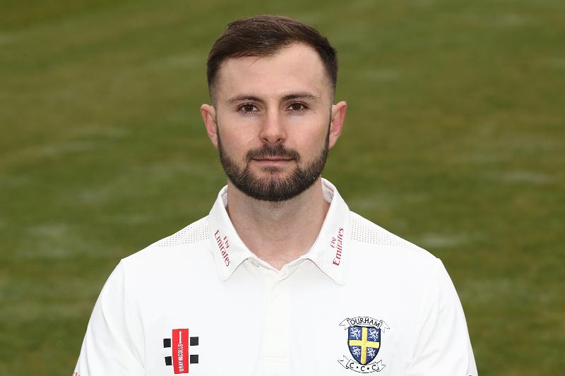 Durham contract extension for former Gauteng batsman