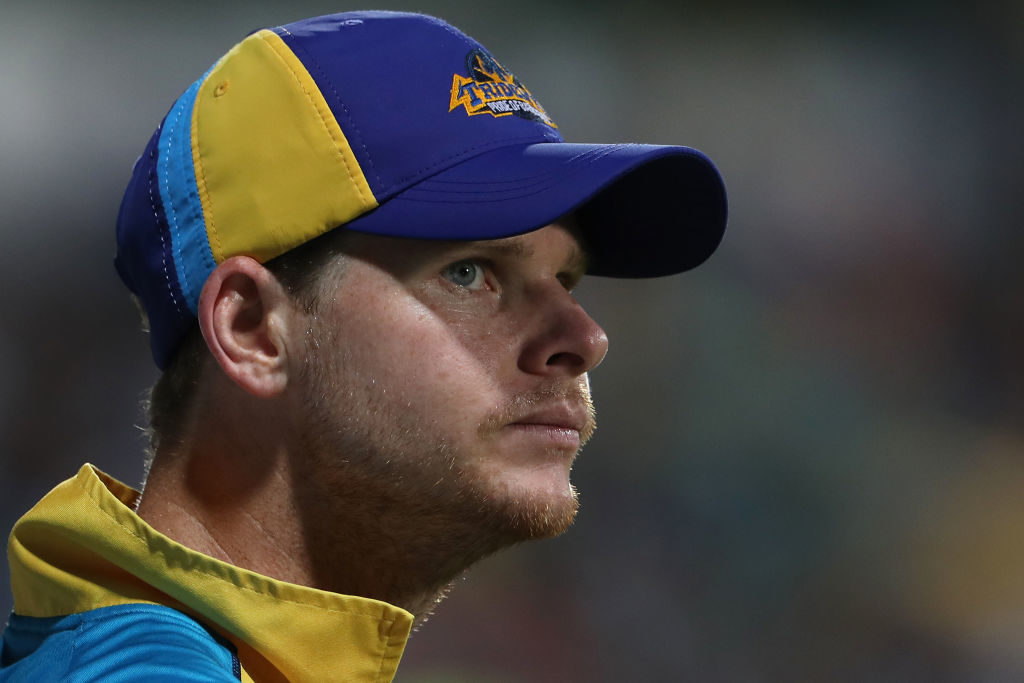 Smith out of CPL