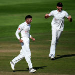 Maharaj wraps up seven Somerset scalps