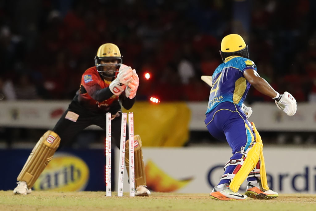 Trinbago secure top-two finish