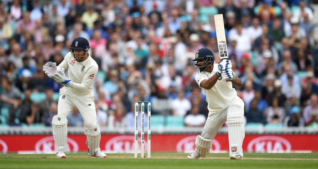 Vihari bags debut Test 50