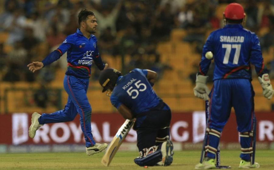 Afghanistan dump Sri Lanka out Asia Cup