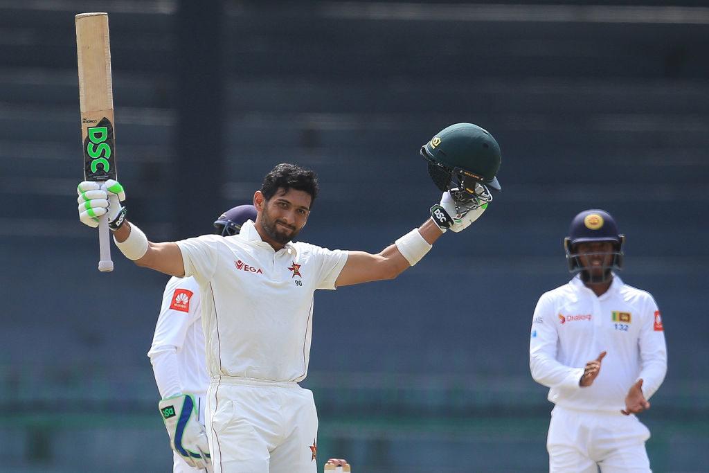 Raza in Zim squad for Bangladesh