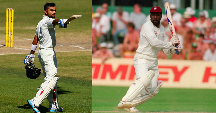 Kohli aims to emulate Sir Viv Richards