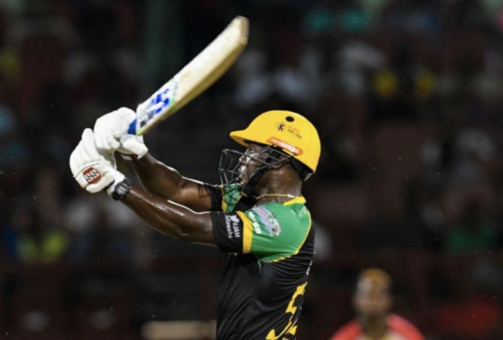 Powell leads Tallawahs to record run chase