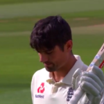 Watch: Cook hits emotional final ton