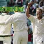 Happy birthday, Shane Warne