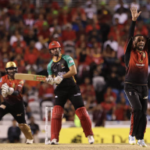Ahmed rocks the Patriots to take Trinbago to CPL final