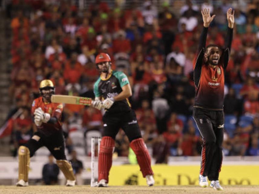 Ahmed rocks the Patriots to takeTrinbago to CPL final