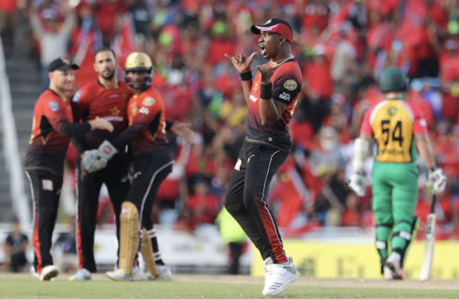 Trinbago romp home to third CPL title