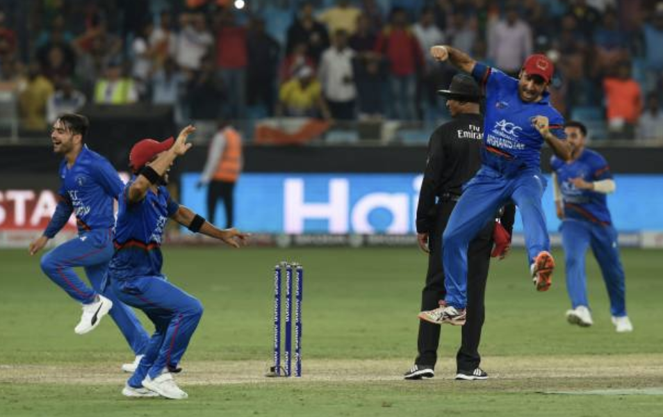 Afghanistan pull off miracle tie against India