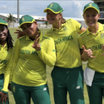 New Proteas caps give Windies a scare