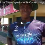 Watch: Interview with Tshepo Moreki