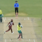 West Indies Women's nine-wicket win