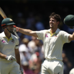 Marsh brothers put Australia in control