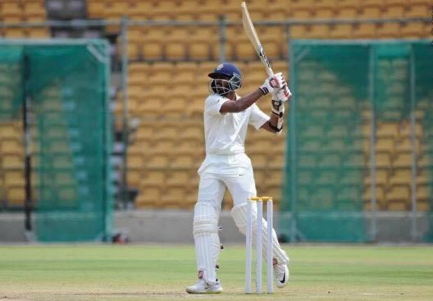Bharat ton takes India A past 500