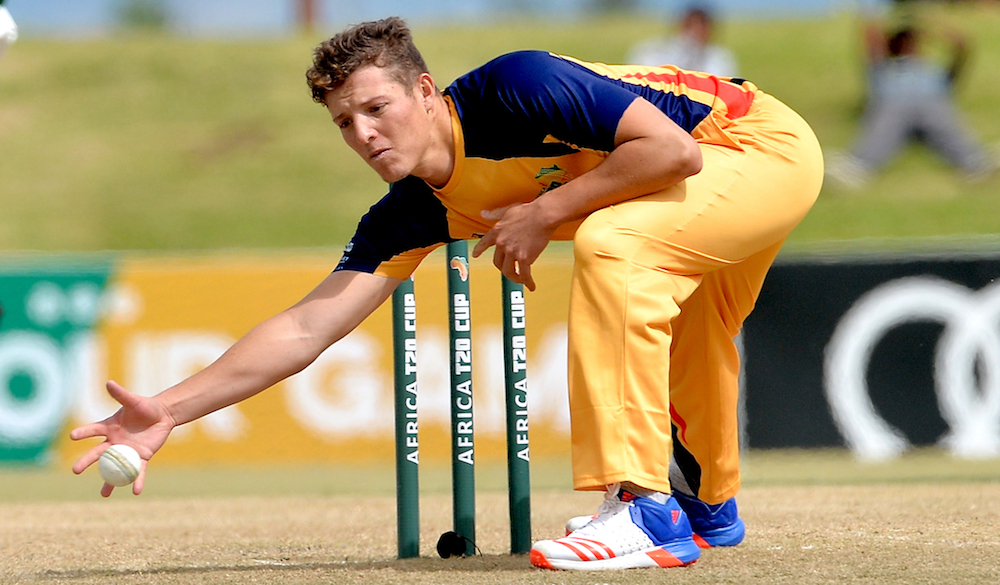 Potgieter grabs first five-for