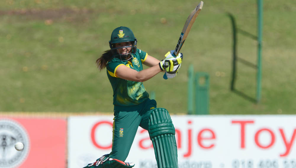 Consolation victory for Proteas Women