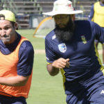 Gibson: Elgar equal replacement for Amla