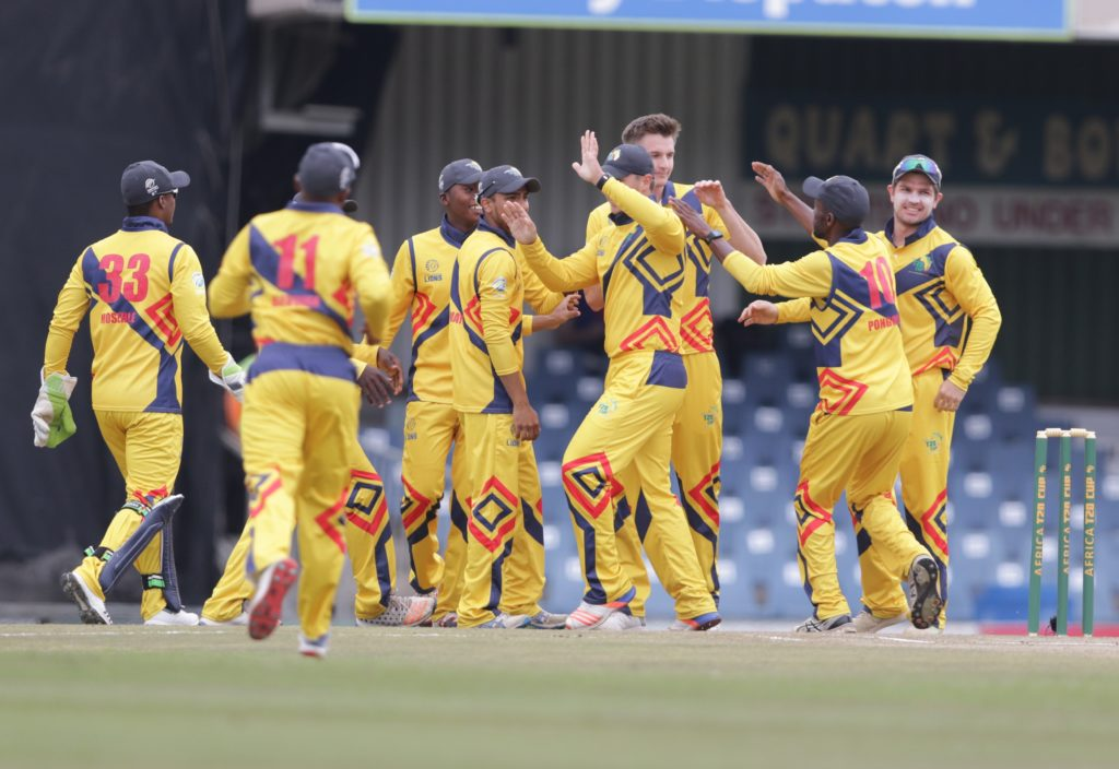 Gauteng have Africa T20 Cup in their grasp