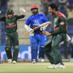 Bangladesh snatch last-gasp win over Afghanistan