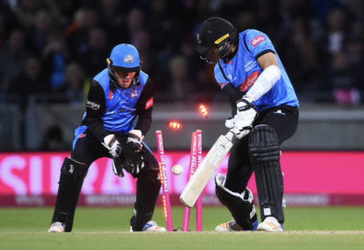Ali leads Worcestershire to Blast triumph