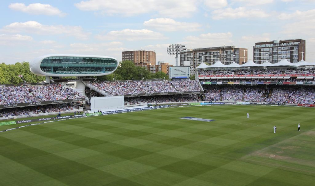 Lord's has a new groundsman