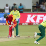 Stats: SA vs Zim, Willowmoore Park
