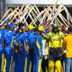 Gayle ton sets up Jamaica win