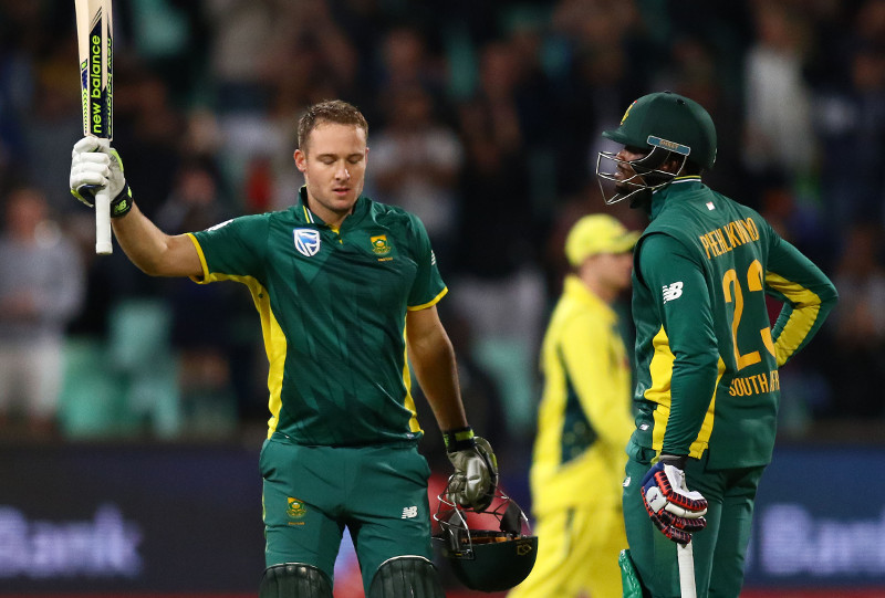 Australia vs South Africa - eight stats that matter