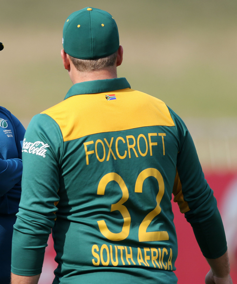 SA's Foxcroft lines up List A debut in NZ