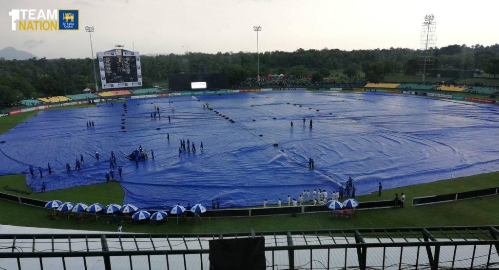 Rain washes out Sri Lanka, England ODI