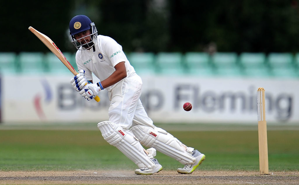 Youngsters Shaw, Pant fire again