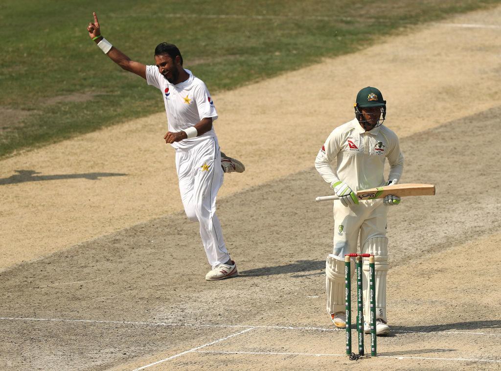 Bilal Asif rips through Aussies