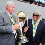 Sri Lankan World Cup-winning captain arrested