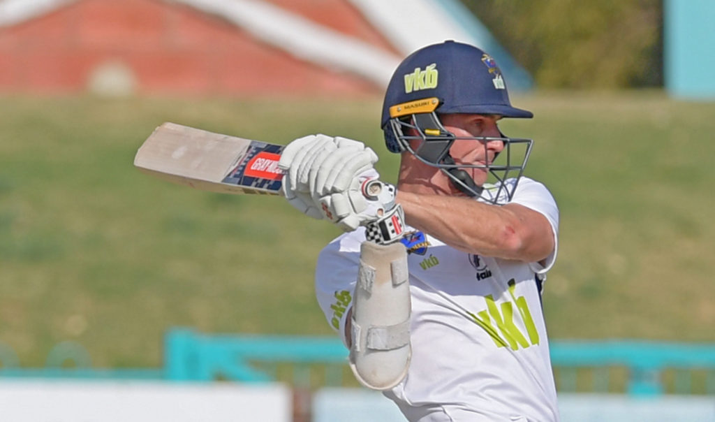 Milestone for ex-Proteas all-rounder