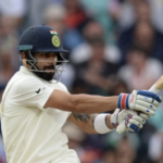 Kohli lands 24th Test ton