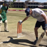 Boer scores 205 in blind T20 match