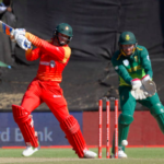 Williams rescues Zimbabwe innings