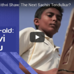 Watch: Indian sensation Prithvi Shaw