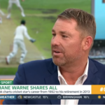 Watch: Warne opens up on Liz love