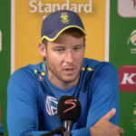 Watch: David Miller heads to Potch
