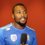 Watch: Phehlukwayo on his love for cricket