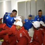 Watch: KFC Kids on Tour with the Proteas