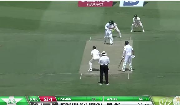 Highlights: Pak vs Aus, 2nd Test, Day 1