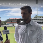 Watch: Janneman Malan, Cape Town Blitz