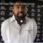 Watch: Dane Piedt, Cape Town Blitz